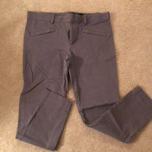 Gap Gray Skinny Dress Pants Size 10R